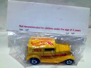 Hot Wheels 5th Collectors Convention Ford Delivery left