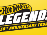 Hot Wheels Legends 50th Anniversary Tour