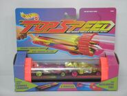 Hot wheels top speed laucher