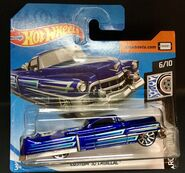 2019 Hot Wheels Custom '53 Cadillac