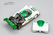 GJT36 - Mazda 787B (Engine Cover Removed)-2