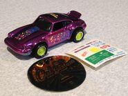 Porsche P-911 (California customs) Purple Button