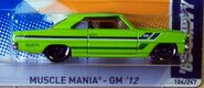 12-106 66 Nova Green CRBlkPR5s close