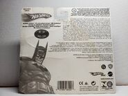 Batman VS The Riddler Entertainment Pack 2004 Cardback