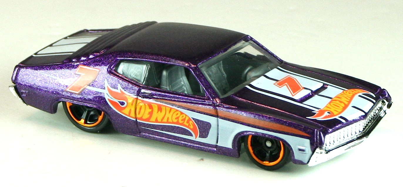 70 Ford Torino Hot Wheels Wiki Fandom Powered By Wikia 1970 Grand