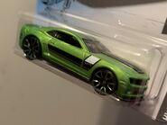 2020 HW Dream Garage 2013 Hot Wheels Chevy Camaro Special Edition Regular Treasure Hunt