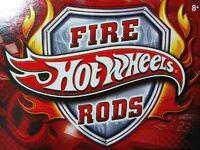 Fire Rods Card
