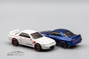 FYF04 & FYB74 - Nissan Skyline GT-R (BNR32)-1