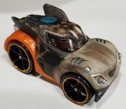 Rocket Raccoon orange Marvel