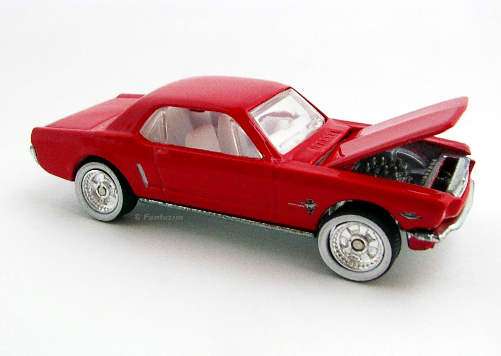 Ford Mustang 1965 Hot Wheels