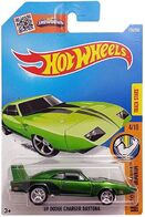 7 - '69 Dodge Charger Daytona 2016 Muscle Mania Green - 1-2 STH