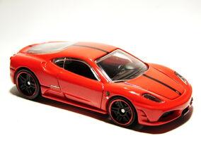 Ferrari F430 Scuderia 01