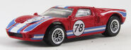 G11 Hot Wheels Ford GT-40 2000