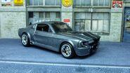 Mustang GT 500 Eleanor