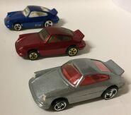 Porsche 911Trio