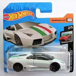 Hot Wheels Lamborghini Reventon Roadster HW Roadsters 2//5 GRÜN NEU