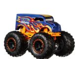 Hot Wheels Delivery (Monster Truck)
