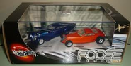 Foose Design Two Car Set - Package View