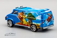 GJR22 - Custom GMC Panel Van-1