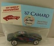 7th Collectors Nationals 67 Camaro NewsLetters dark green