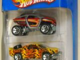 Hot Trucks 5-Pack (2007)