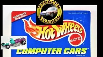 Hot Wheels Computer Cars- Presenting Rigor Motor