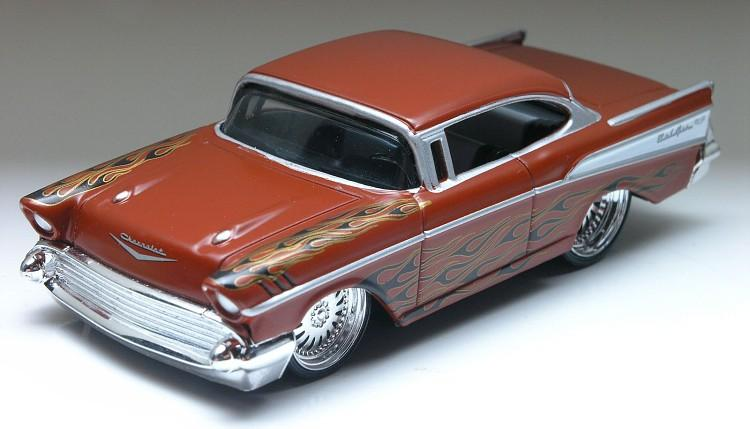 Image 57 Chevy Bel Air 5 Thumbg Hot Wheels Wiki Fandom