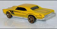 67' Pontiac GTO (3766) HW L1160753