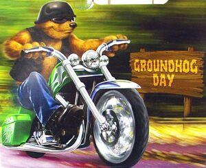 Ground Hog Card