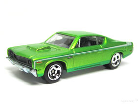 Hot Wheels 2013 Cool Classics AMC Rebel Machine