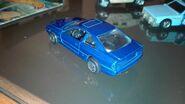 Hot Wheels Corgi BMW 850i back