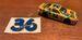 2002 Pontiac 36 M&Ms Snickers Grand Prix