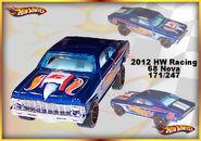 2012 HW Racing 68 Nova