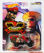 2019 Hot Wheels '88 Mercedes Unimog U1300 Street Fighter