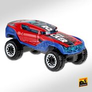 2020 Hot Wheels Hyper Rocker right