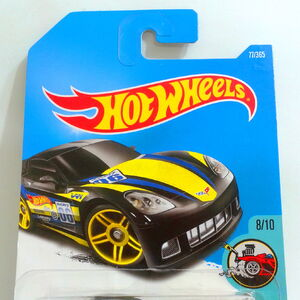 Hot Wheels C6 Corvette Limited Edition Collector Set 1:64