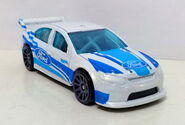 Ford Falcon Race Car (B) New M 4 - 12 - 1