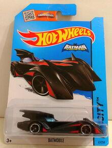 Batmobile BatB (Red) - City 63 - 15 Cx