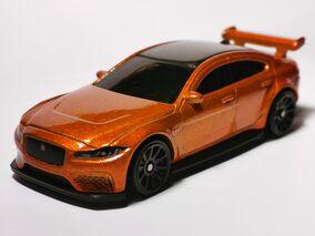 Jaguar XE SV Orange 19
