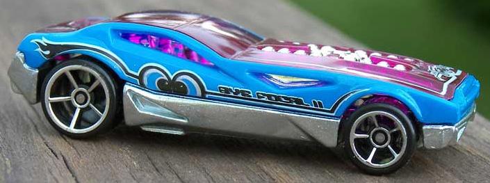 HOT WHEELS 2012 BYE FOCAL II K5904 Multipack Exclusive