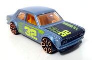 Datsun Bluebird 510 - Faster TE 92 - 12 - 1