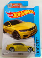 BMW M4 (Ama) - City 24 - 15