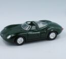 Jaguar Classic Sportscar 4-Car Set