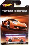 Porsche Carrera GT-2015 Series Card