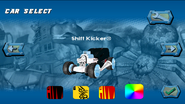Shift Kicker Track Attack