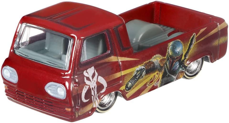 60s Ford Econoline Pickup Hot Wheels Wiki Fandom