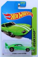 3 - '69 Dodge Charger Daytona 2014 - Green 1-2