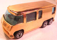 GMC Motorhome gold