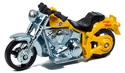 Harley davidson fat boy 2012 yellow