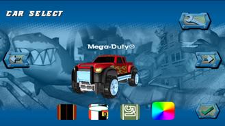 MEGA DUTY TRACK ATTACK